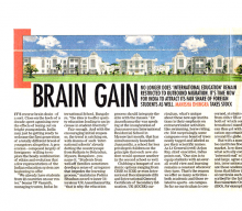 Indus -Article -TOI 25.04.05 P1